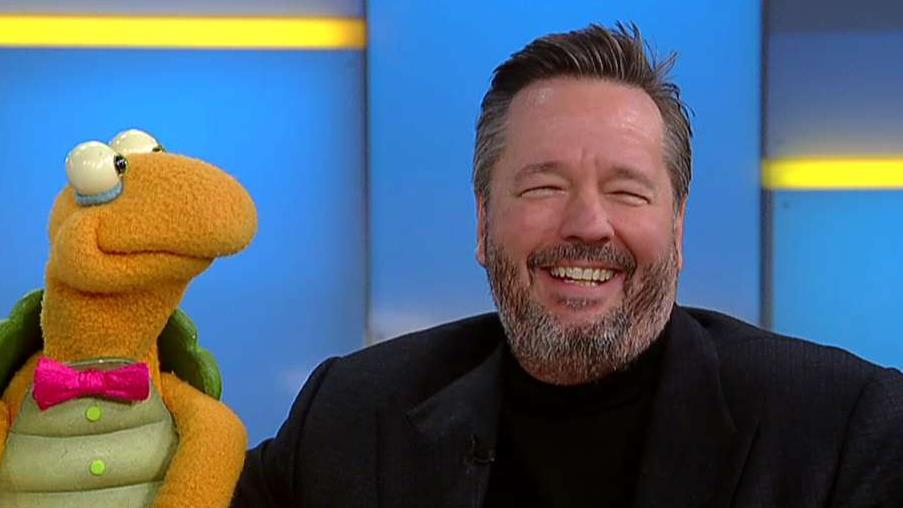 Ventriloquist Terry Fator joins 'Fox & Friends' to preview his overhauled show at The Mirage.