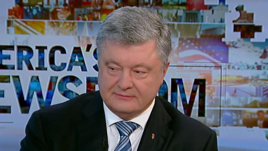 President of Ukraine: Putin has no red line when it comes to restoring the Soviet Union
