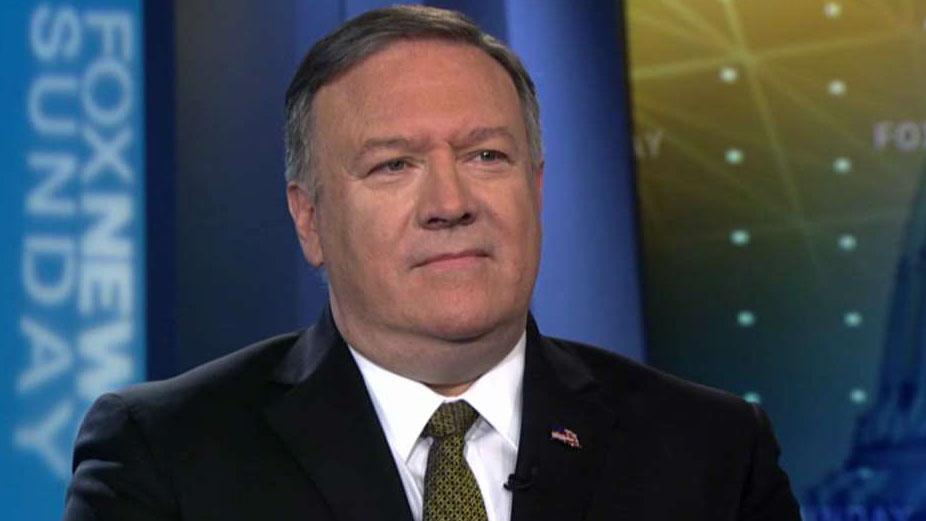 Pompeo rejects legal claim by ISIS wife from Alabama: 'She's a non-citizen terrorist -- she's not coming back' thumbnail