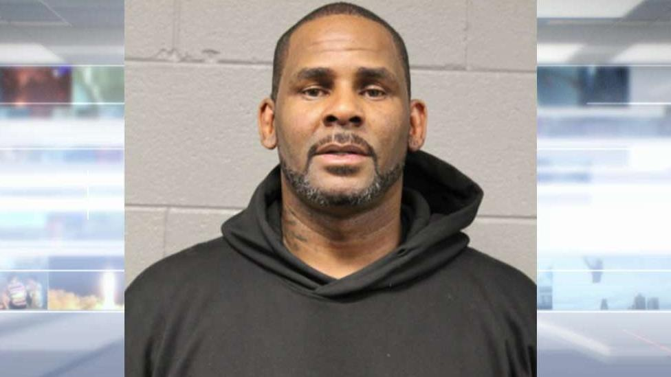 R. Kelly enters not guilty plea in sex abuse case