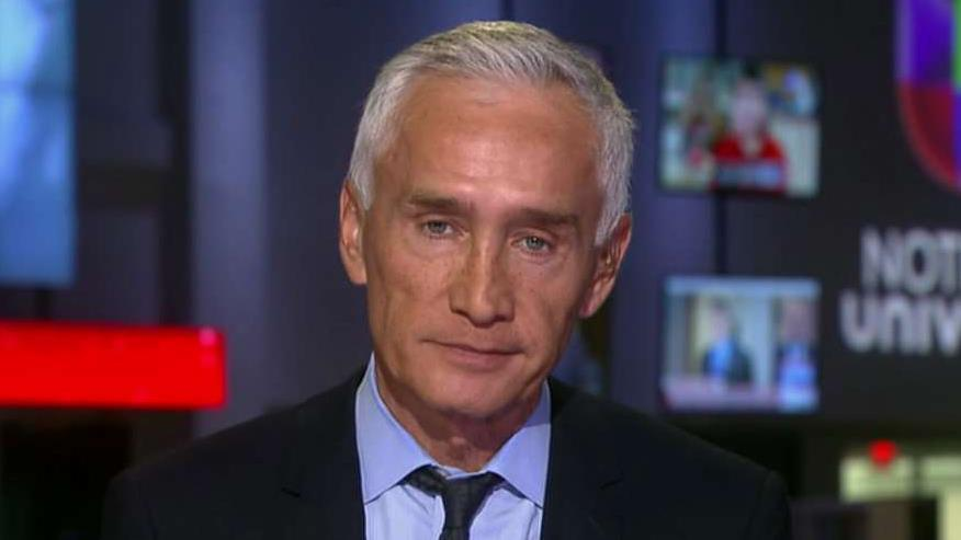 Westlake Legal Group 694940094001_6007603349001_6007606920001-vs ABC's choice of anti-Trump reporter Jorge Ramos as debate moderator draws criticism fox-news/politics/elections/presidential-debate fox-news/politics/2020-presidential-election fox-news/entertainment/tv fox news fnc/media fnc Brie Stimson article 56332d40-ed0a-5369-b08f-5b7ce2d818fd