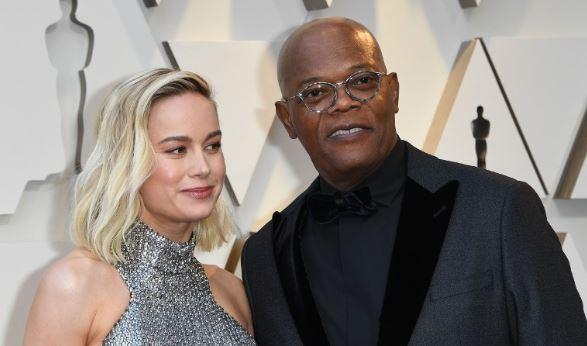 'Captain Marvel' actor Samuel L. Jackson likens President Trump to a 'plantation' owner