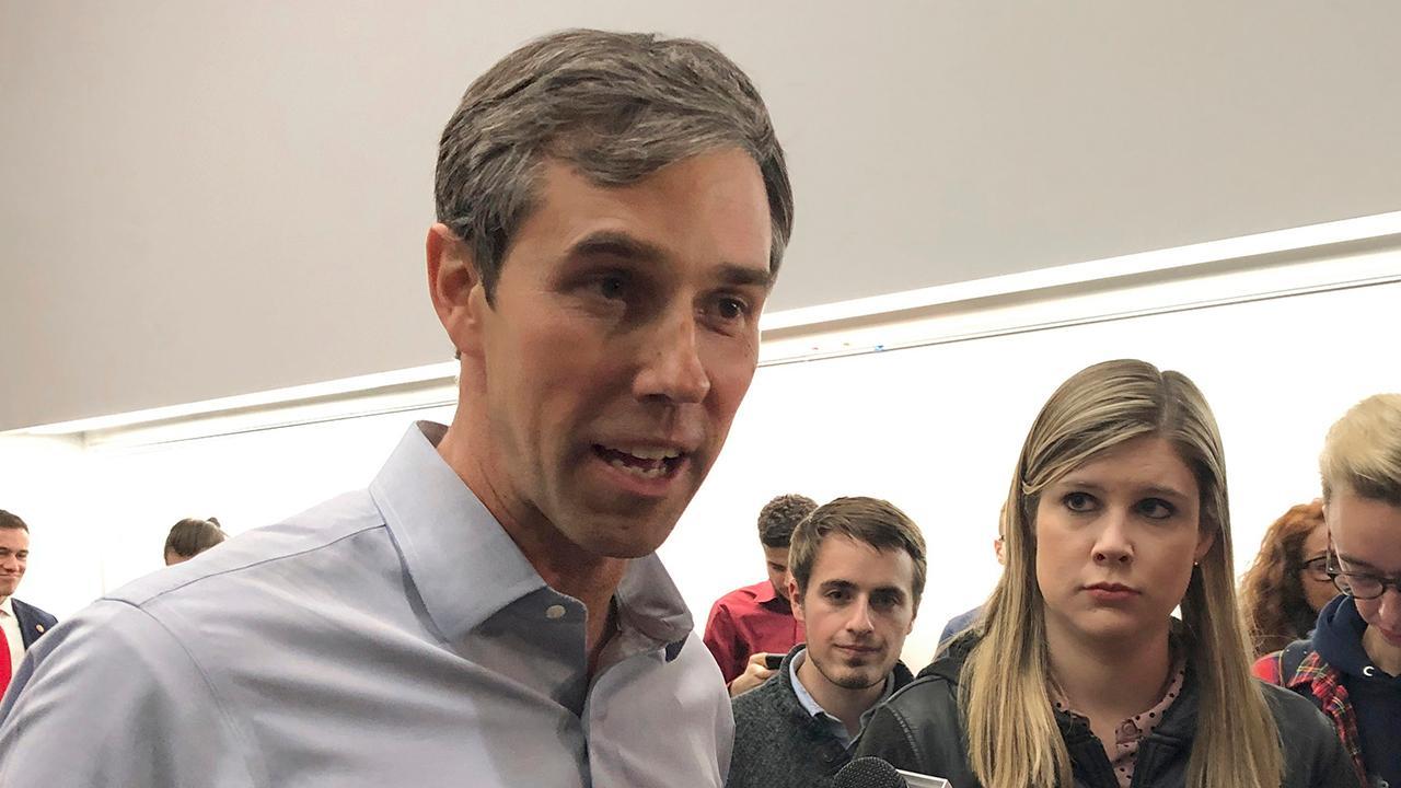 Beto O'Rouke hints at a 2020 presidential run