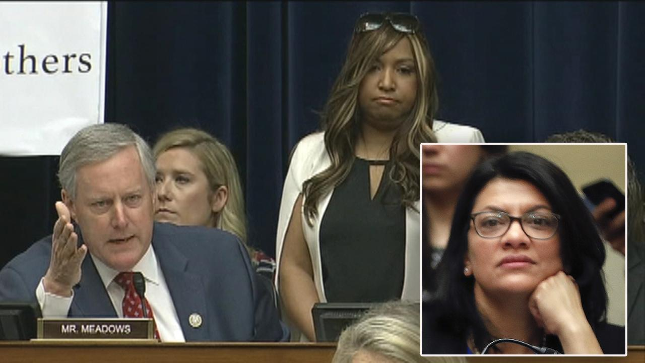 Rep. Rashida Tlaib calls HUD appointee Lynne Patton a 'prop' during Cohen questioning