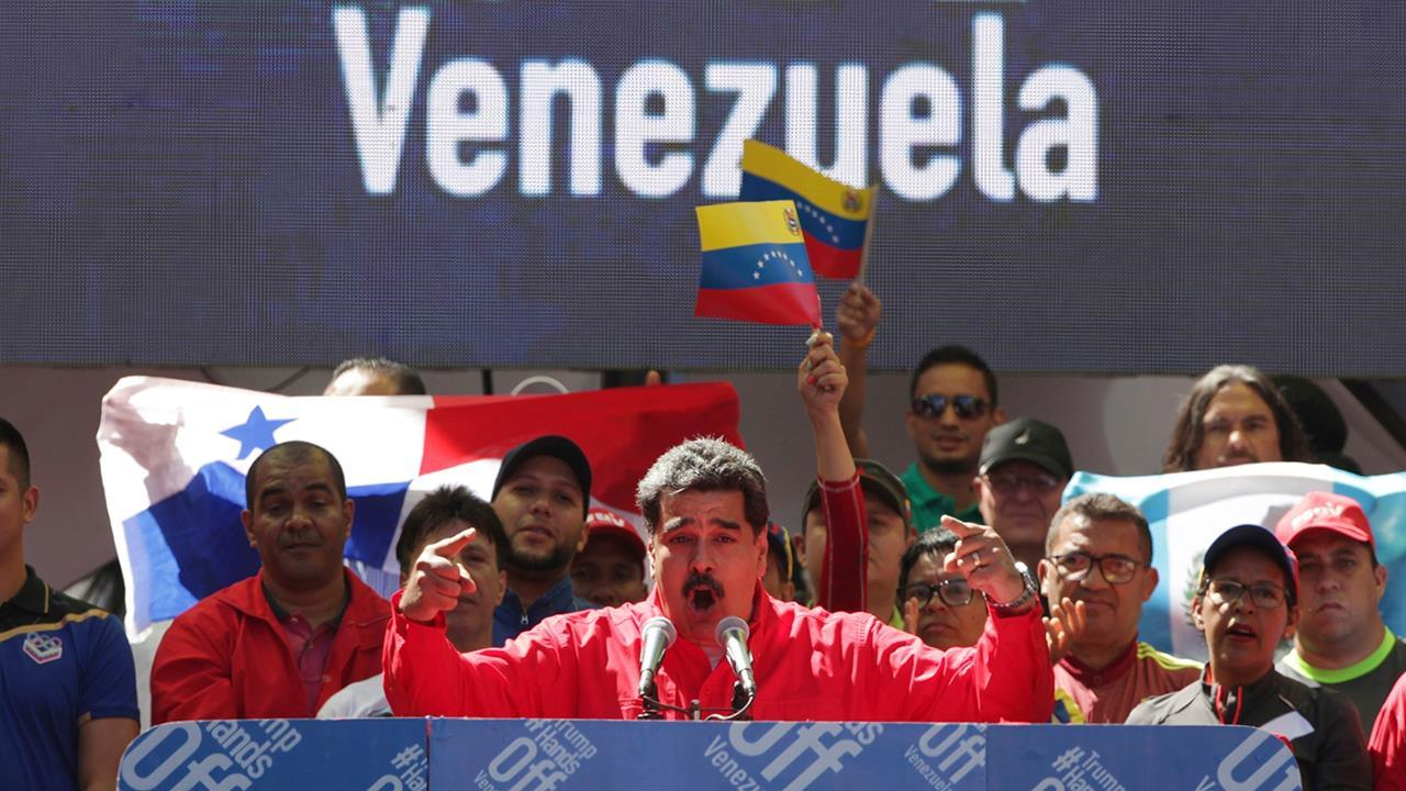Despite US pressure, Maduro still controls levers of power in Venezuela