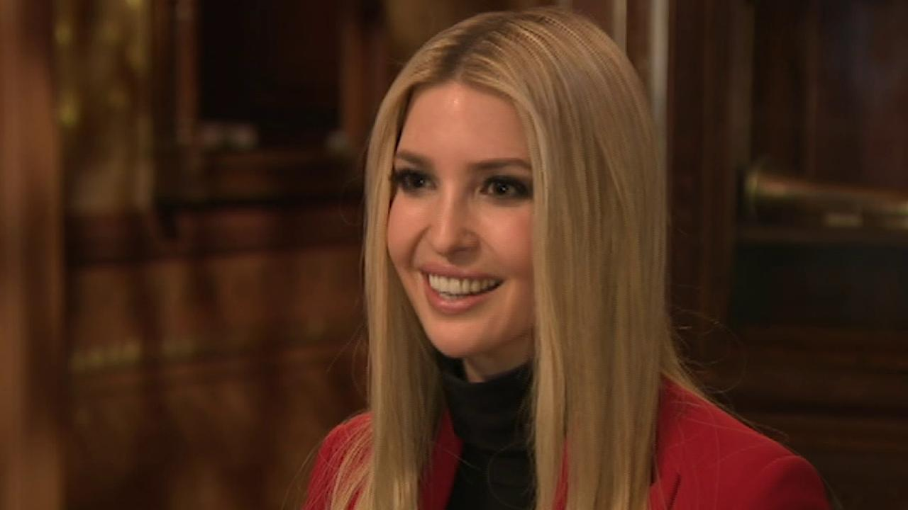 Ivanka Trump: There are many different pathways to the American Dream