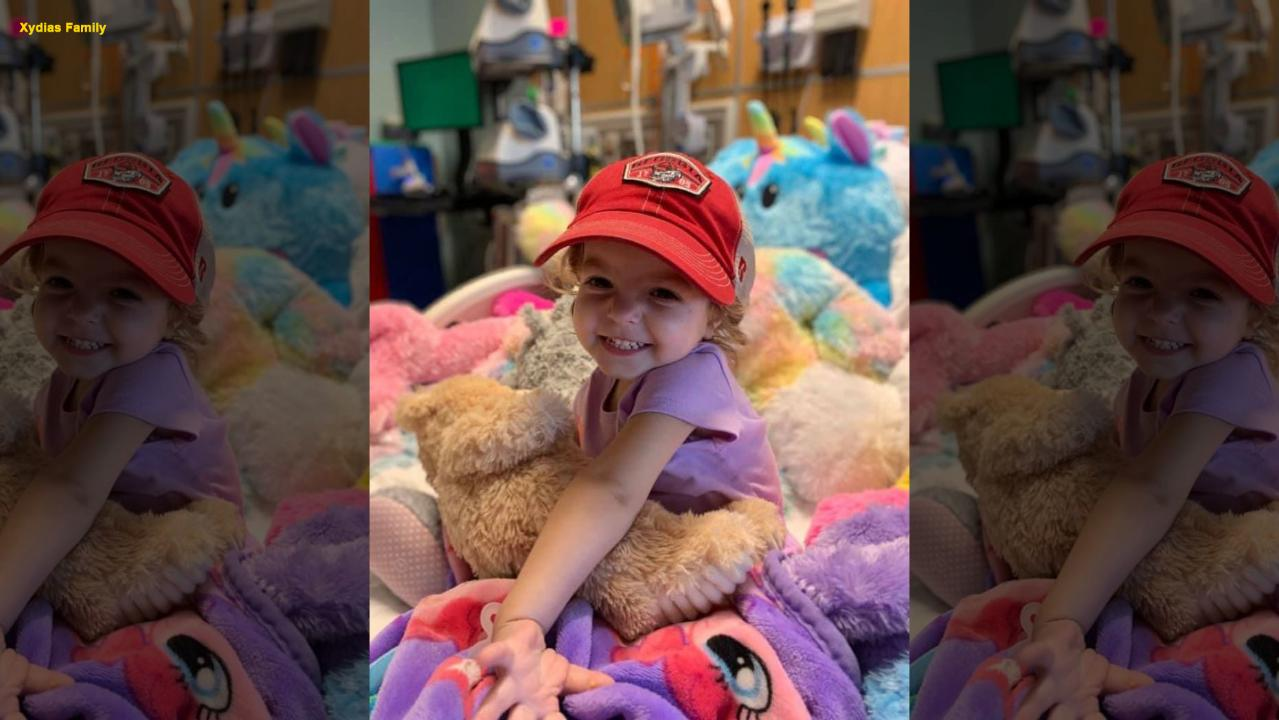 f5872c239fb04 Georgia toddler diagnosed with ovarian cancer   We were blindsided ...