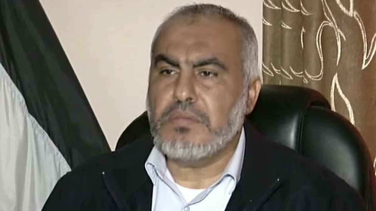 Hamas admits Iran is providing weapons and money