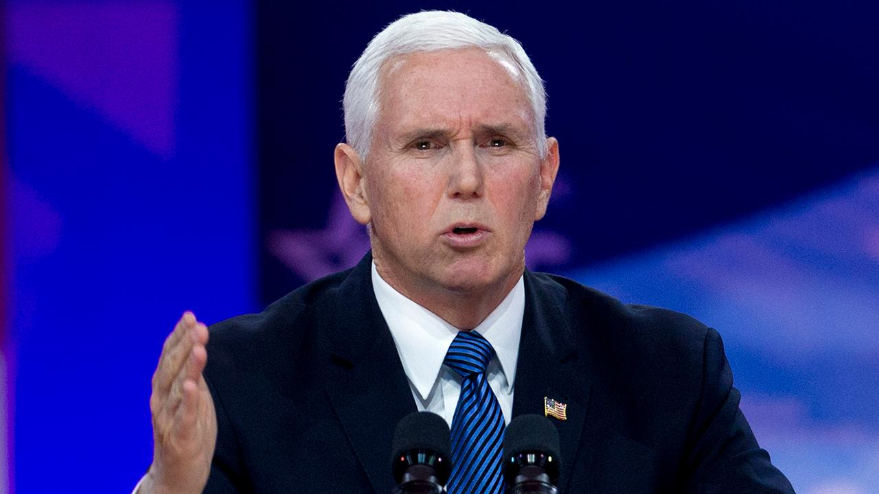 Full speech: Vice President Mike Pence addresses CPAC 2019