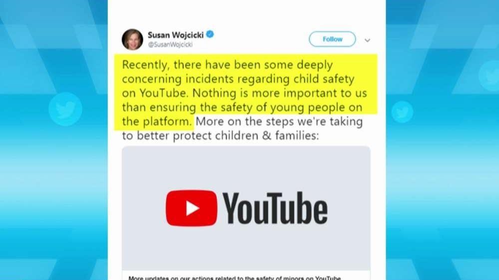YouTube disables comments on millions of videos with children in them