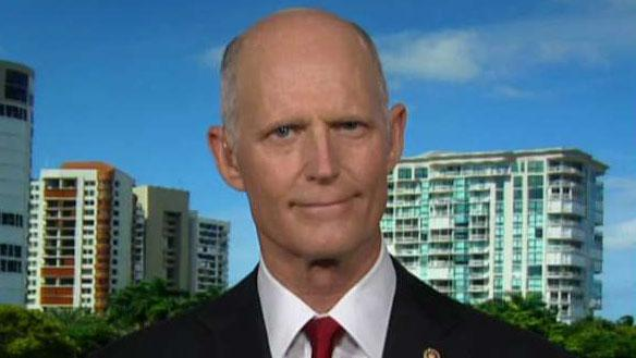 Sen. Rick Scott: I am going to vote for border security with the president