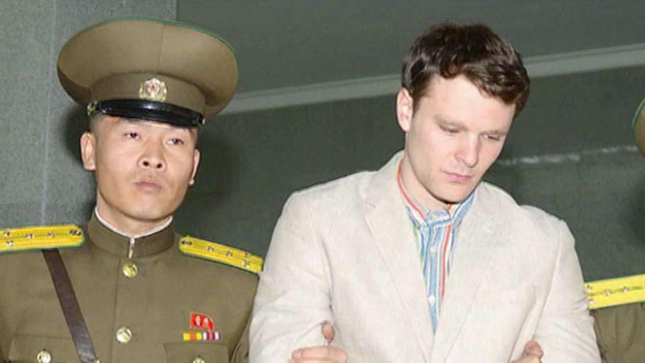 North Korea gave US $2M hospital bill over care of American Otto Warmbier: report
