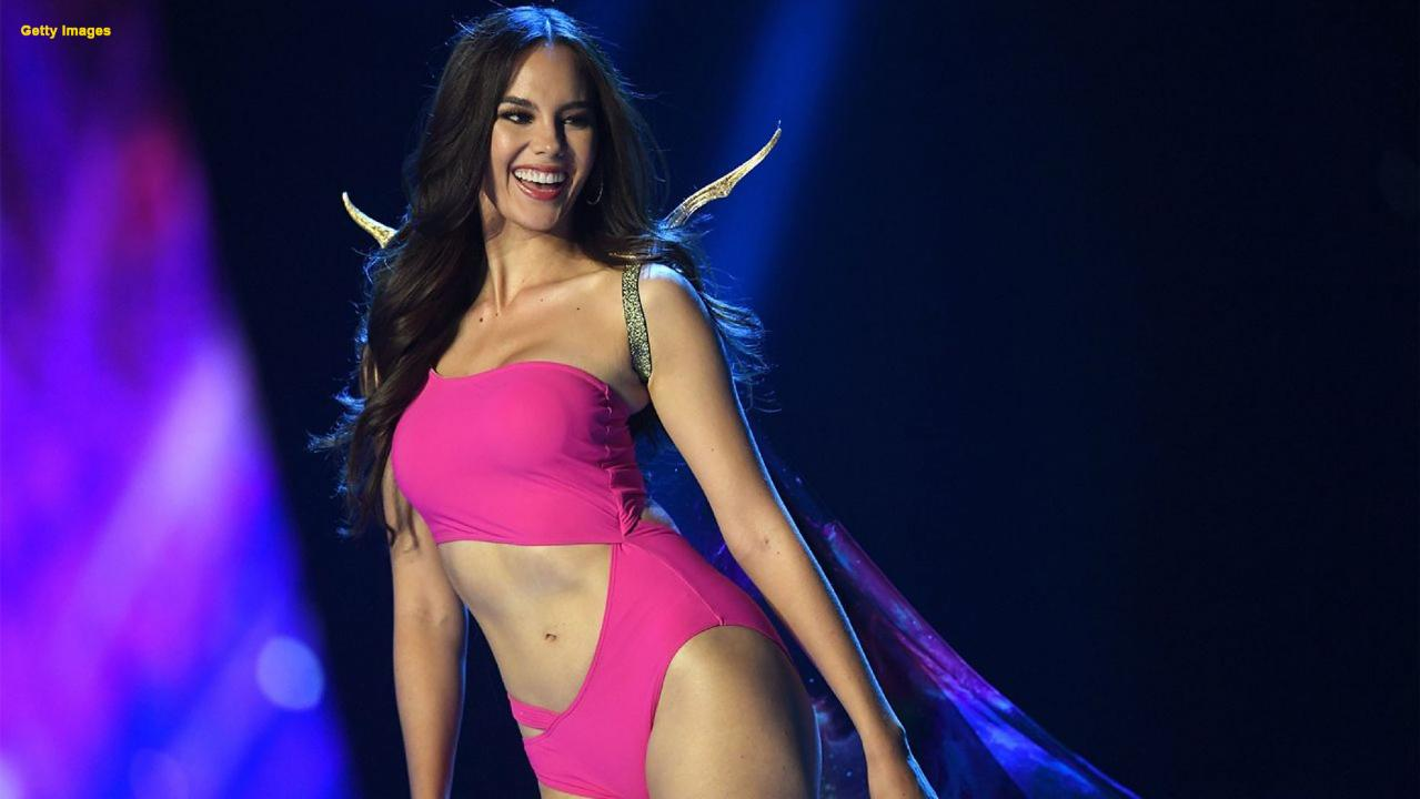 Miss Universe talks about her famous 'lavawalk' runway strut that helped her nab the crown