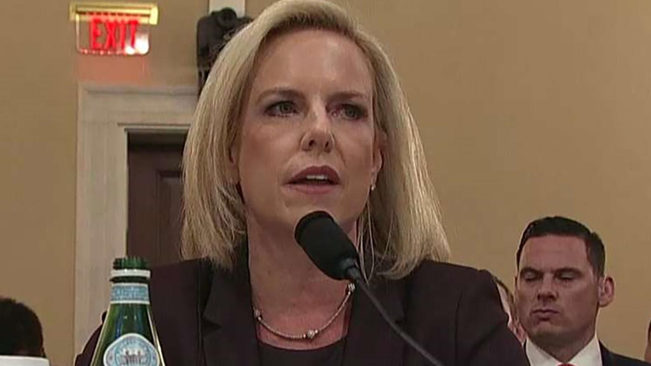 Nielsen testifies on border security: 'This is not a manufactured crisis, this is truly an emergency'