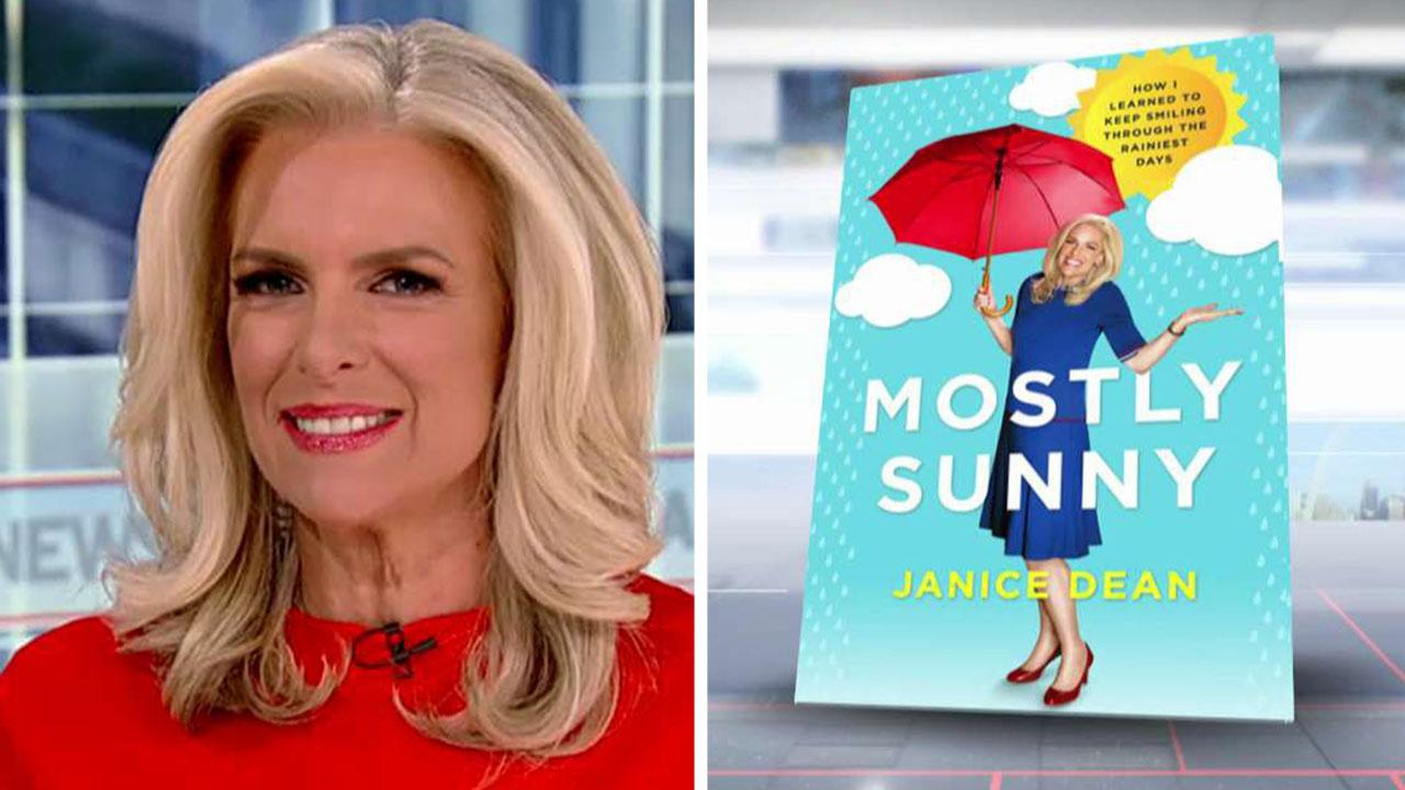 Janice Dean shares the story behind her new book 'Mostly Sunny'
