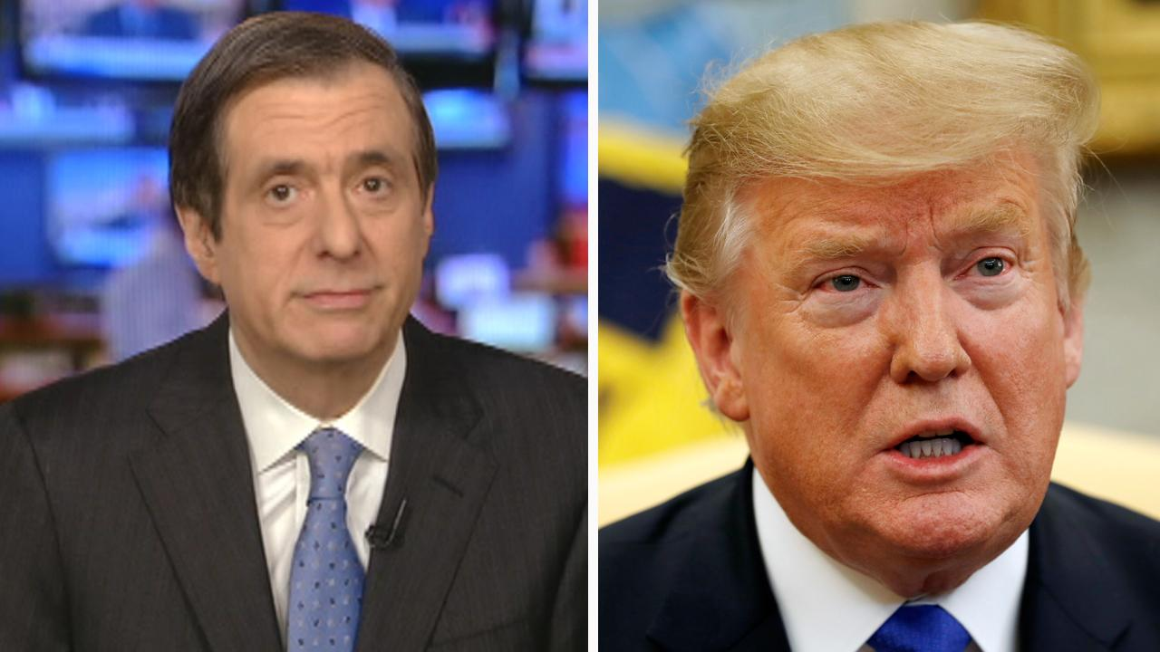 Howard Kurtz: Why the Democratic probes are giving Trump a fat target