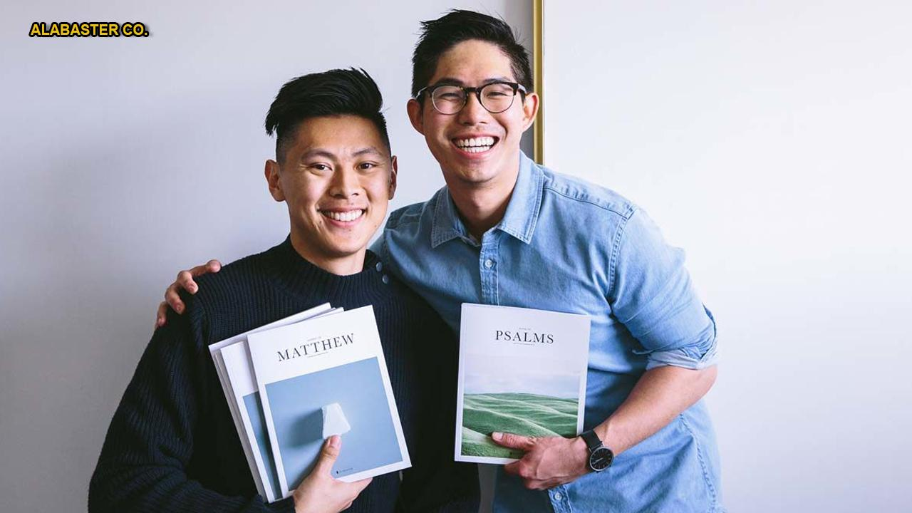 Millennials create a Bible for the Instagram generation