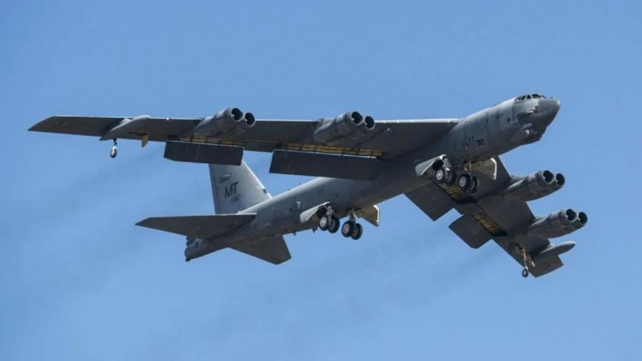 Air Force quick marks new quarrel machines like hyper-sonic weapons, B-52 engines