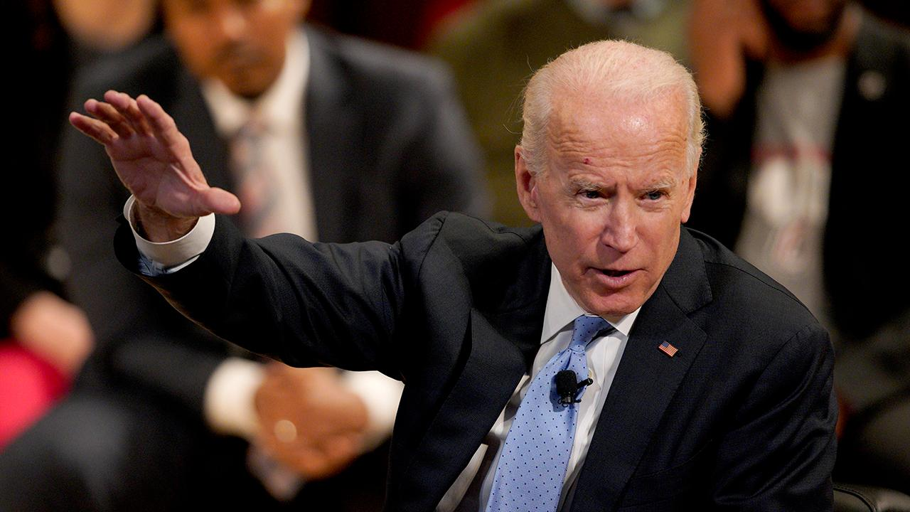 Would Joe Biden entering the 2020 race be good for Democrats?