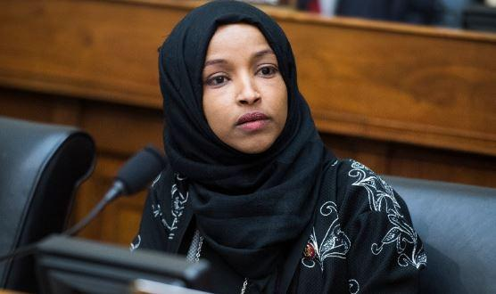 Rep. Ilhan Omar retweets a post blasting Meghan McCain for her 'faux outrage' on Israel comments