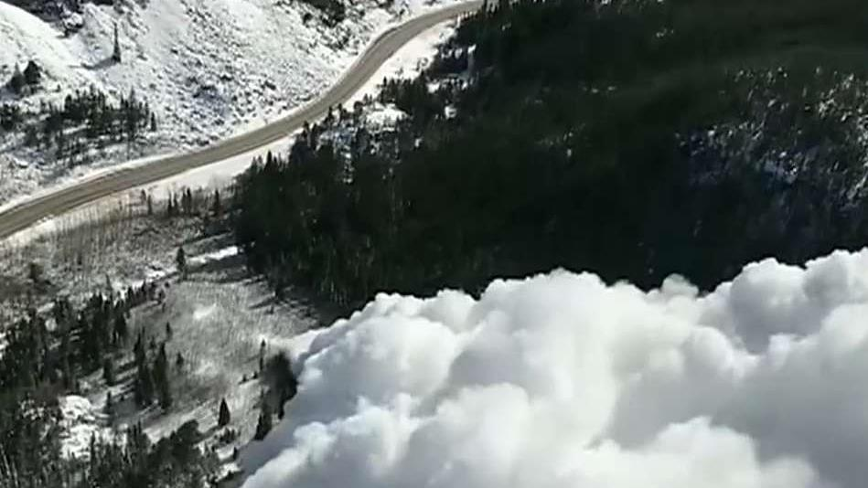 Colorado officials warn of historic avalanche danger
