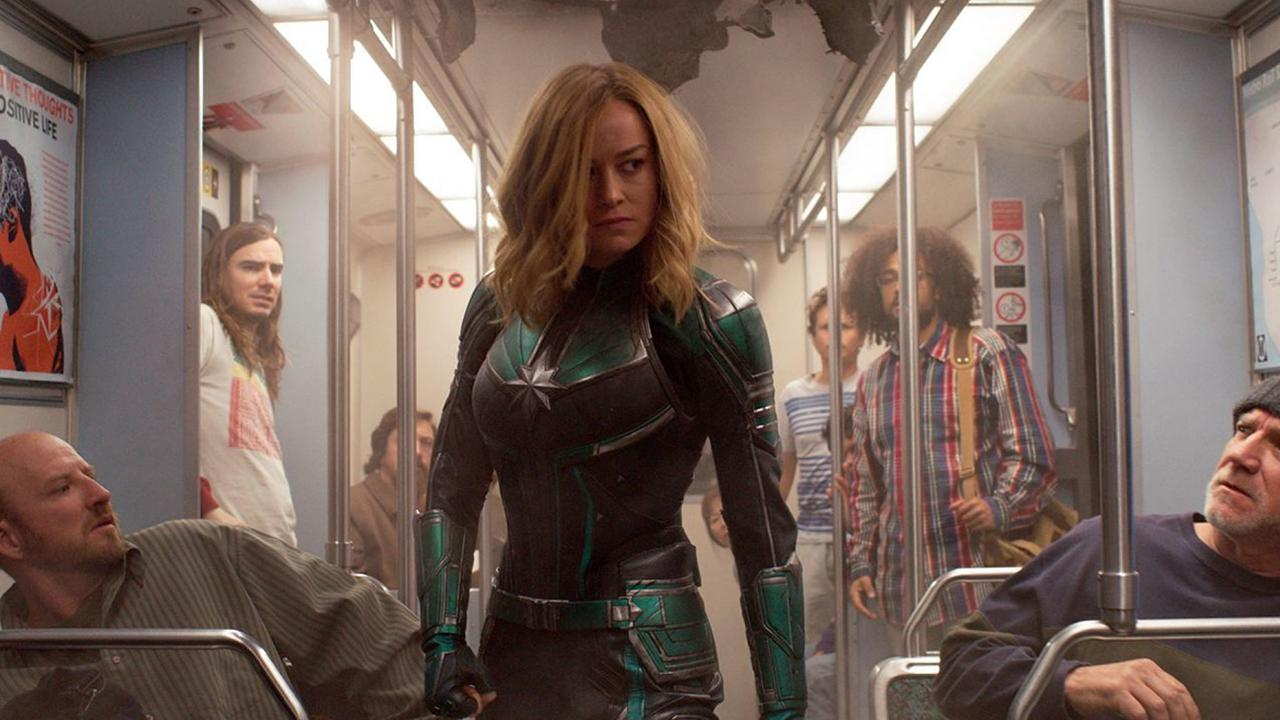 'Captain Marvel' brings two origin stories to the Marvel Cinematic Universe