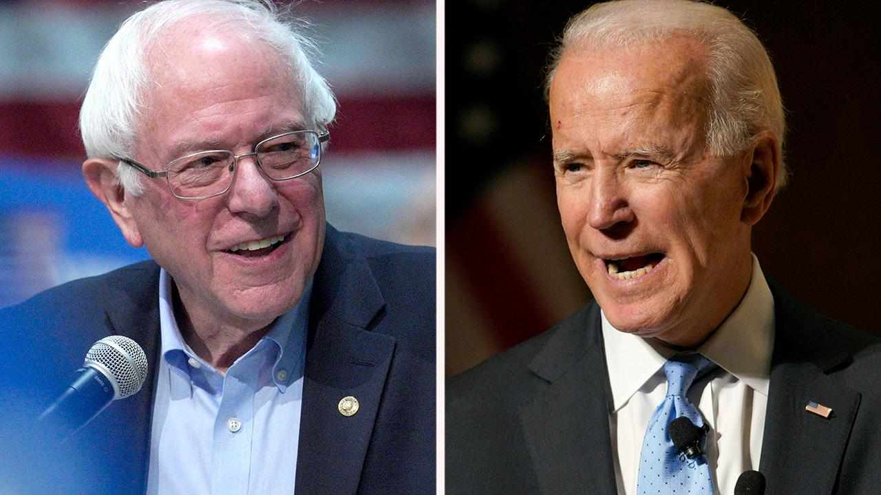 New Iowa poll finds Joe Biden and Bernie Sanders near the top of 2020 Democratic candidates