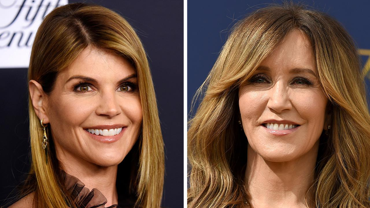 Actresses Felicity Huffman, Lori Loughlin among dozens charged in college admissions scandal