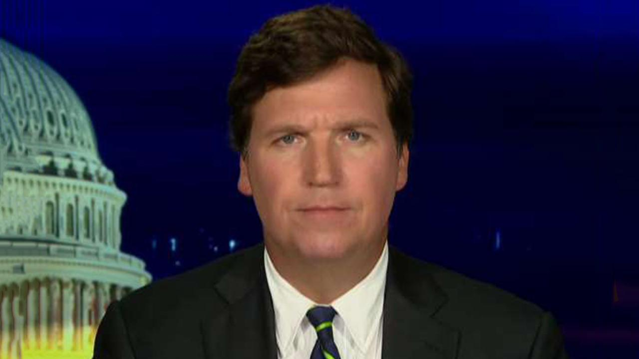 Tucker: Left, liberal media want Fox News gone