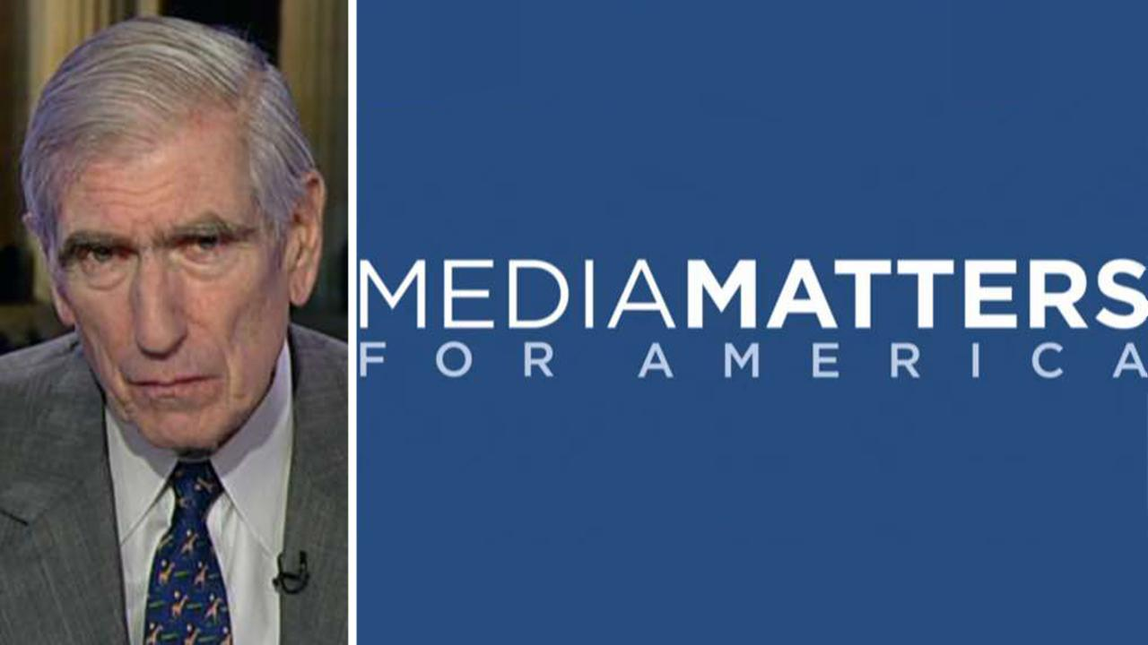 Former White House counsel files complaint to revoke Media Matters' tax exempt status