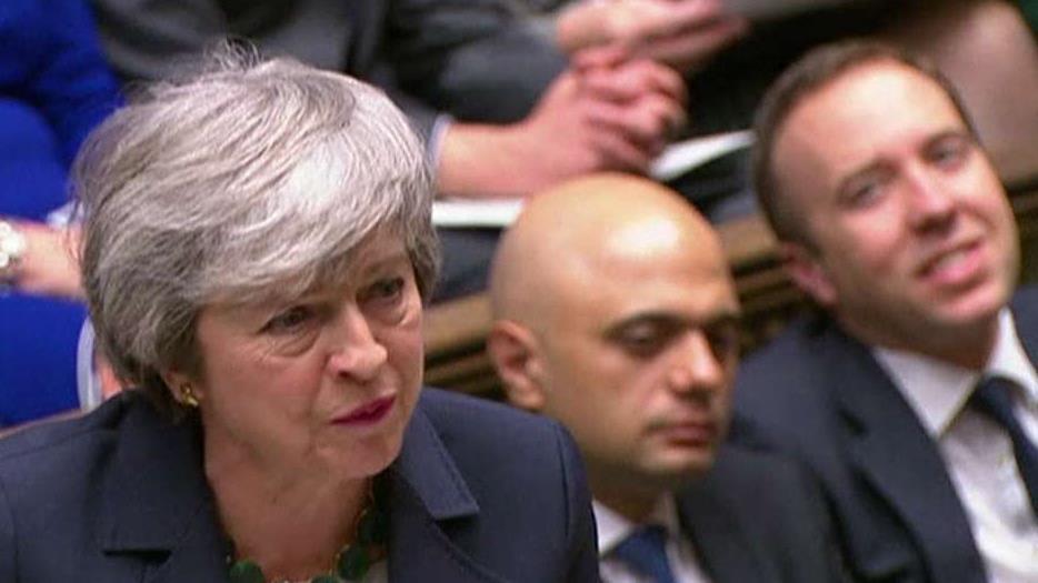 British lawmakers set to vote on the 'worst-case' scenario: a no-deal Brexit