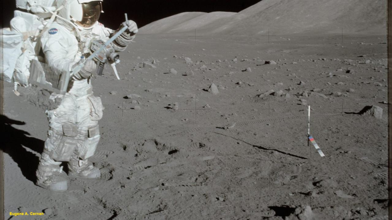 NASA announces plan to study Apollo moon samples