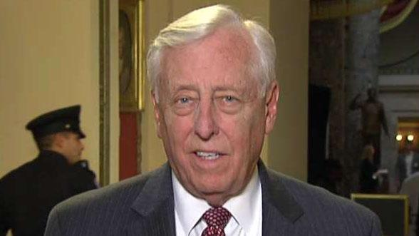 Rep. Steny Hoyer: If Howard Schultz runs for president as an independent it will hurt Democrats