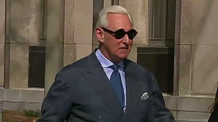 Roger Stone trial set for November, as ex-Trump adviser avoids prison for now