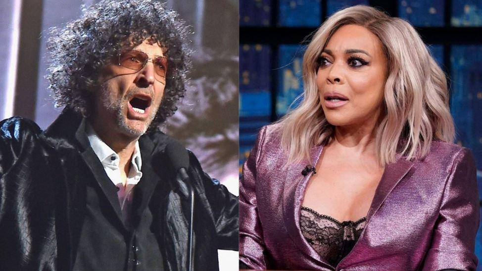 Howard Stern fires back at talk show host Wendy Williams after she said he had 'gone Hollywood'