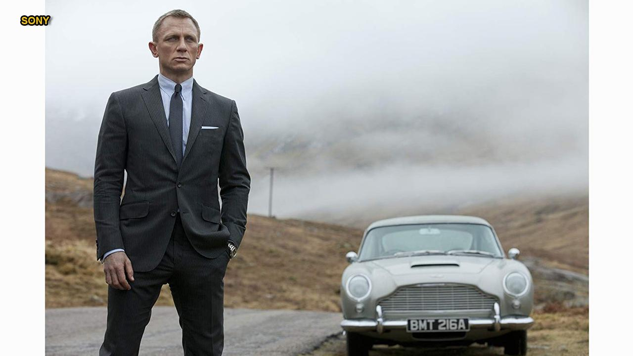 Report: James Bond to drive battery-powered Aston Martin in next 007 flick