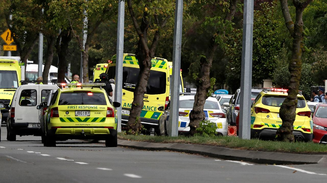 Gunman who opened fire on New Zealand mosques was a right-wing extremist