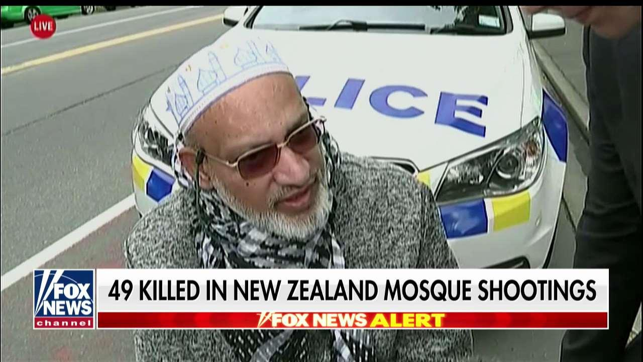 Survivor describes New Zealand mosque shooting