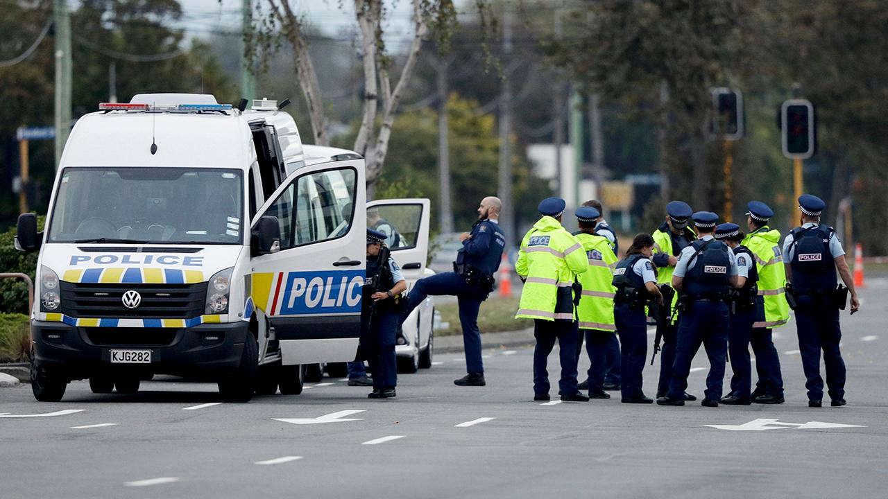 New Zealand Shooter Live Stream Image: New Zealand Mass Shooting Was Partially Live-streamed On
