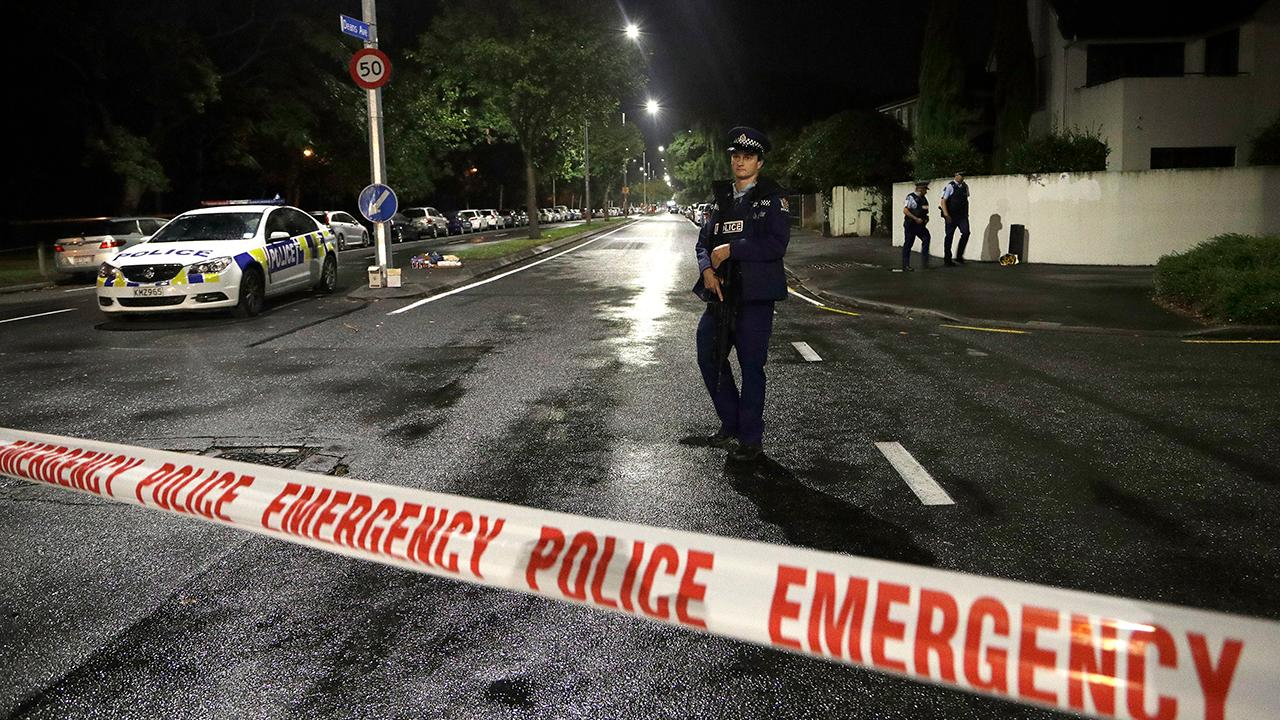 New Zealand mosque massacre suspect a self-proclaimed white supremacist