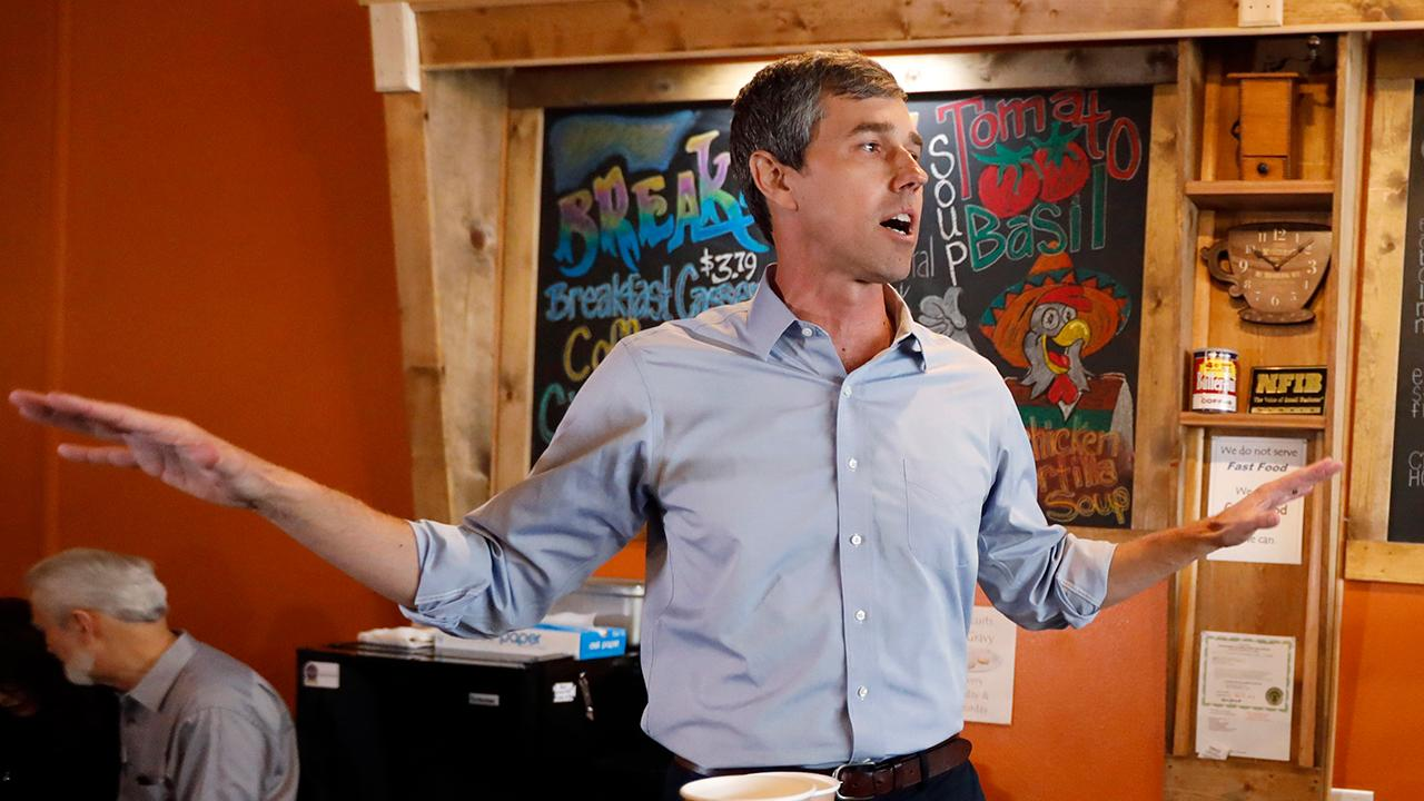 What do Beto O'Rourke's hand gestures tell us about him?
