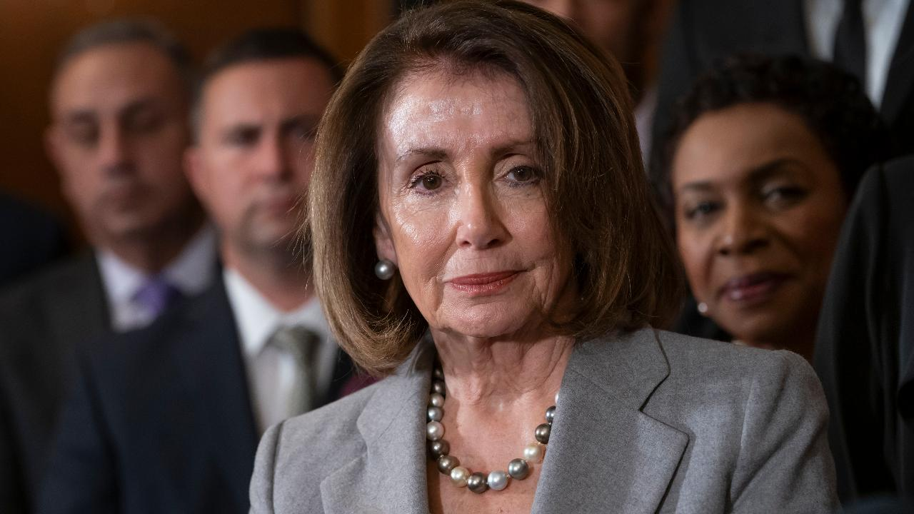 Nancy Pelosi backs legislation to lower voting age to 16