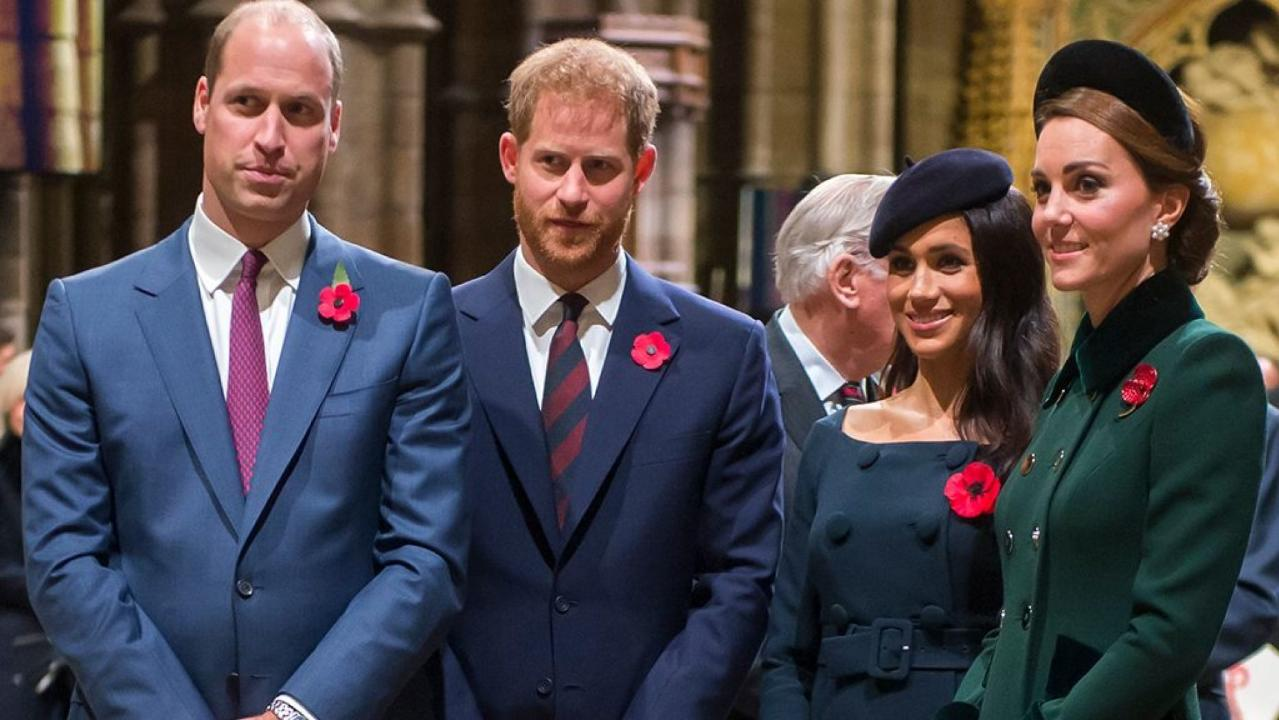 Prince Harry, Prince William 'have had a rift,' not Meghan Markle, Kate Middleton