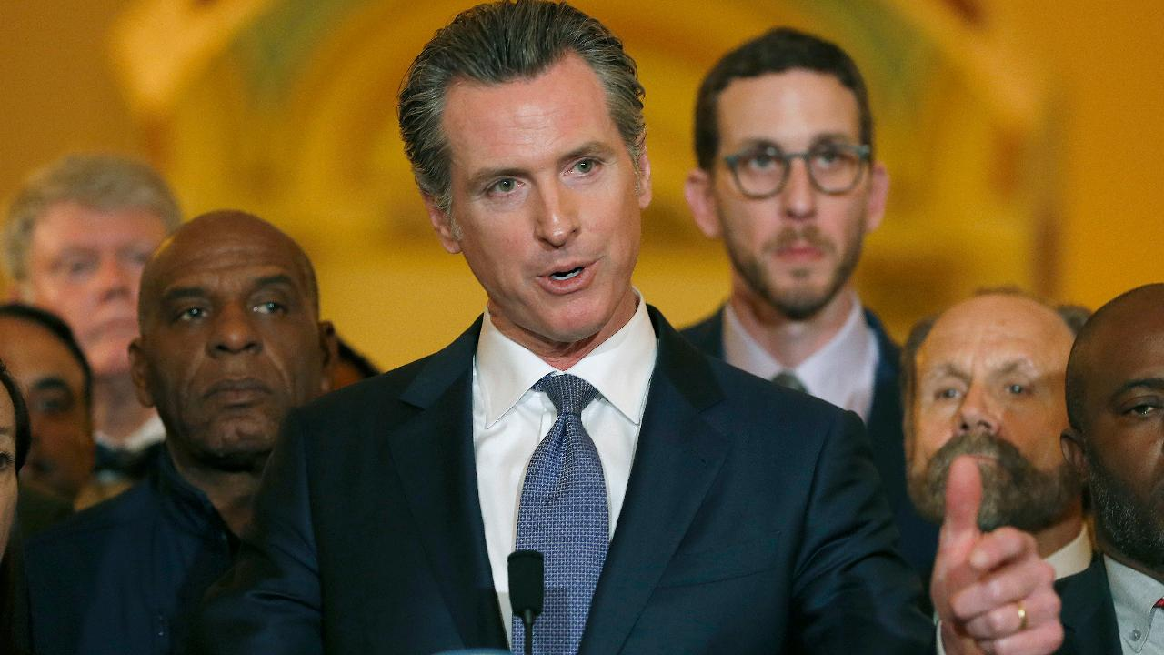Murder victim's father weighs in on California Democrat Gov. Gavin Newsom's decision to suspend all executions