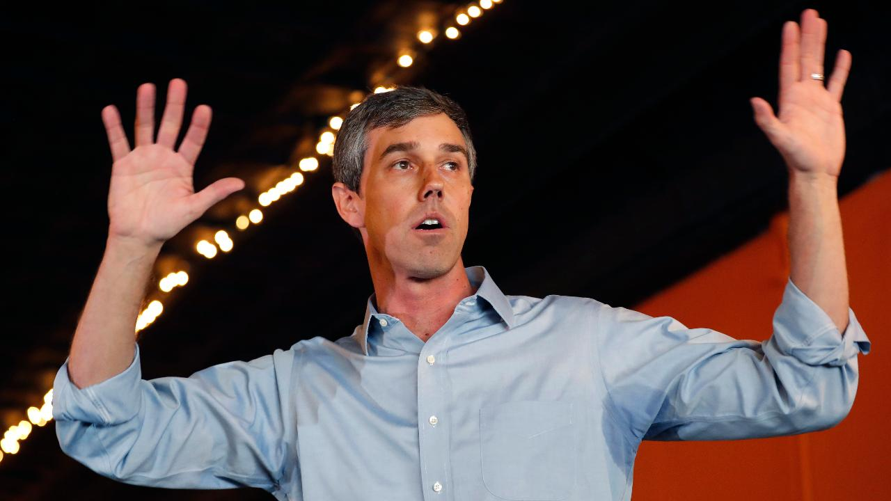 Is it satisfactory to review Beto O'Rourke to a immature Barack Obama?