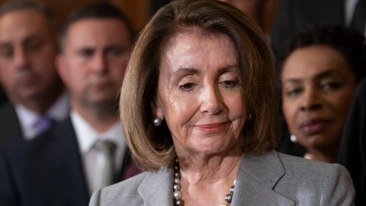 Media split on Pelosi, impeachment
