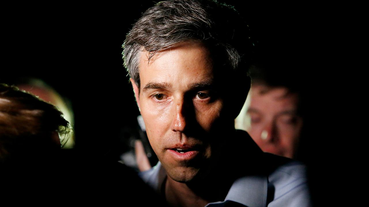 RNC criticized over St. Patrick's Day tweet featuring Beto O'Rourke mugshot thumbnail