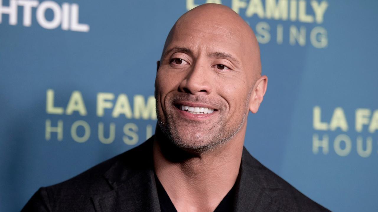 John Krasninski, Dwayne 'The Rock' Johnson tham gia Thử thách Murph vì một lý do chính đáng trong Ngày Tưởng niệm