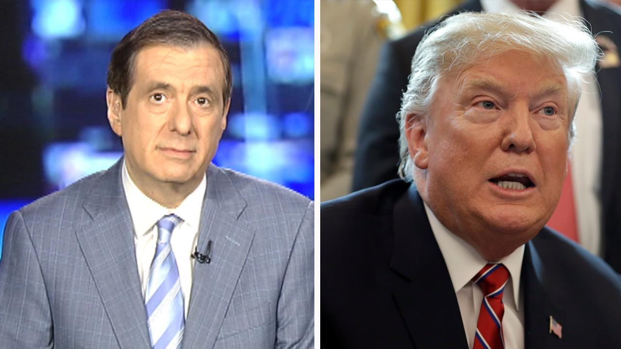 Howard Kurtz: Trump picking important fights, but still bashing late senator John McCain