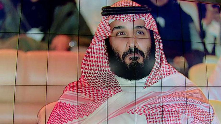 Saudi Crown Prince Mohammed bin Salman reportedly authorized a secret campaign aimed at silencing opposition